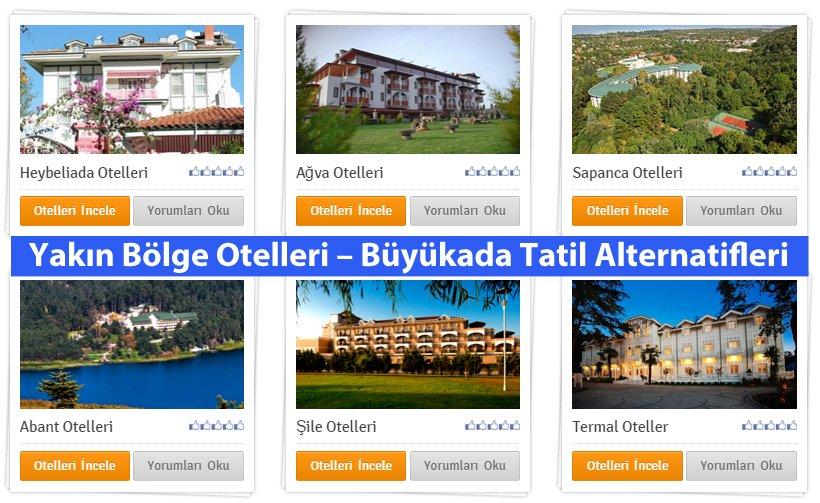 Tatil Bölgeleri
