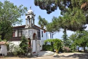 büyükada aya yorgi kilisesi