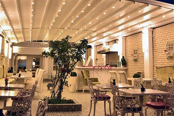 Büyükada Beyaz Bahçe Restoran