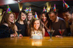 doğum günü kutlanacak yerler