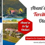 Abant'ın En Çok Tercih Edilen Otelleri – Abant'ta Nerede Kalınır?