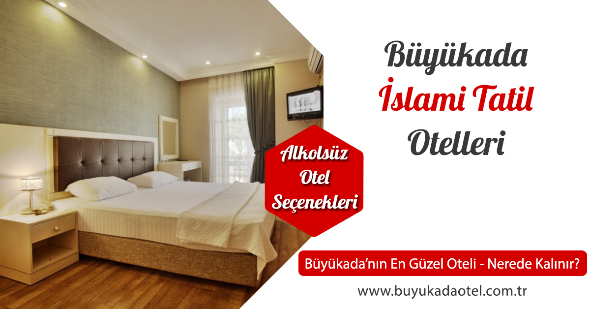 büyükada islami otel